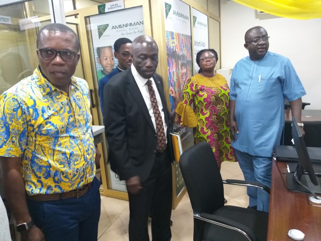 Amenfiman Rural Bank opens Kejetia branch